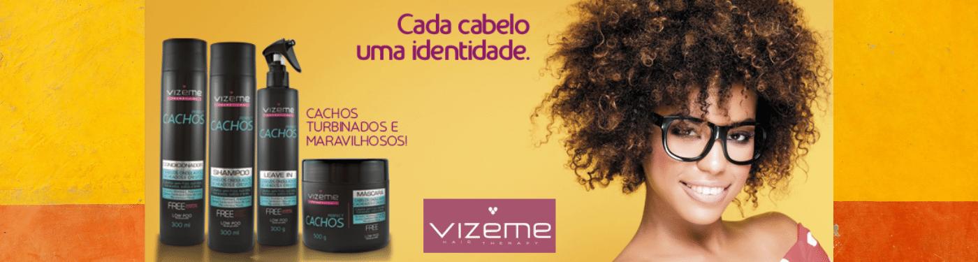 CABELOS CACHEADOS VIZEME