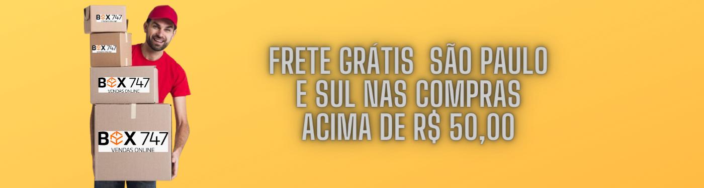 FRETE GRÁTIS SUL E SAO PAULO