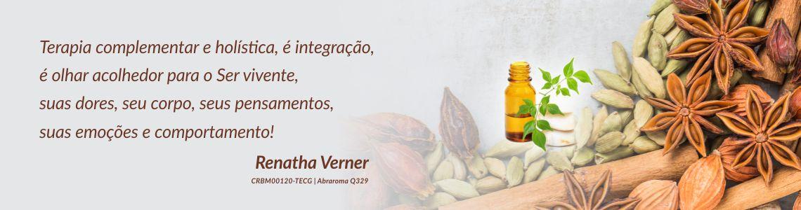 Renatha Verner - Saúde Integral, Beleza Essencial