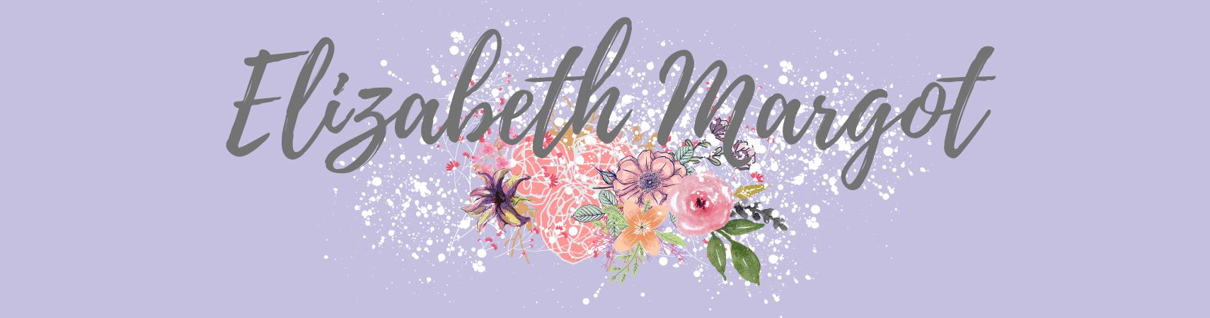 logo elizabeth margot fundo lilás