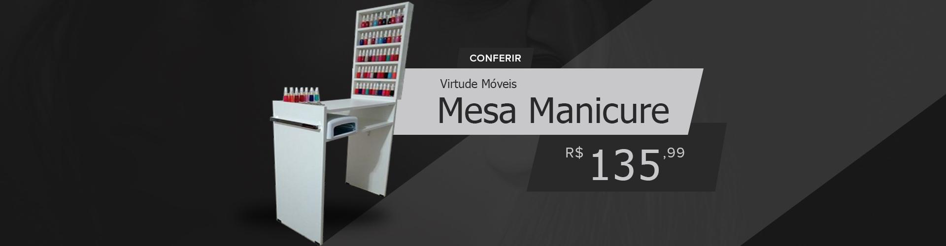 Kit Mesa Manicure