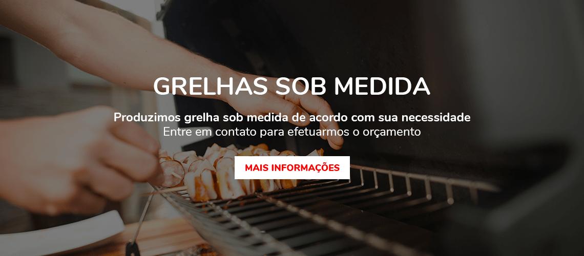 Grelhas Sob Medida