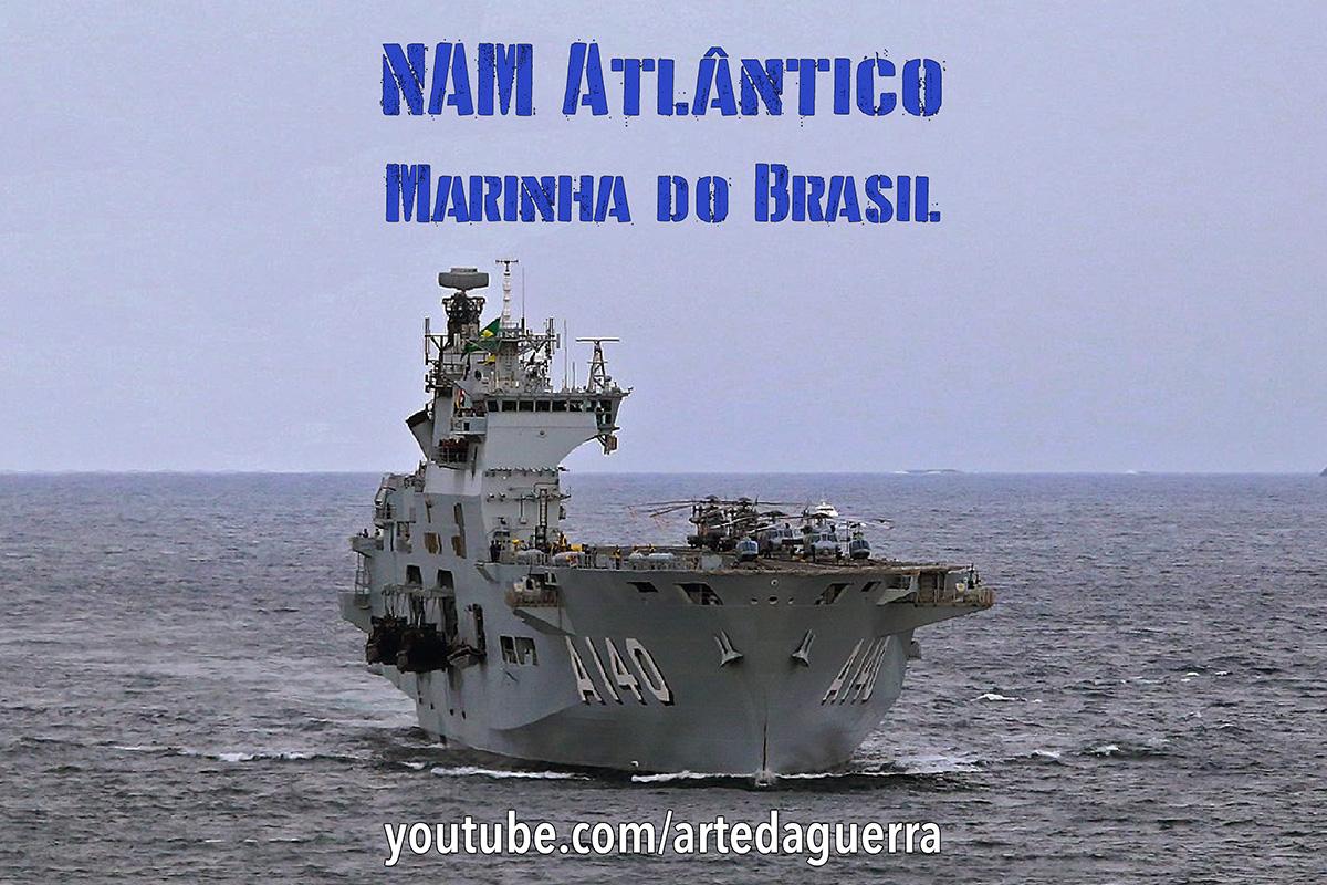 Arte da Guerra - Atlantico