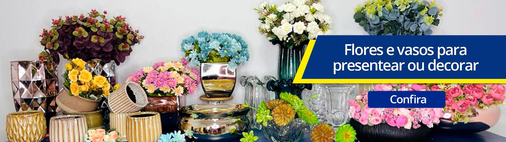 Flores e Vasos - Full