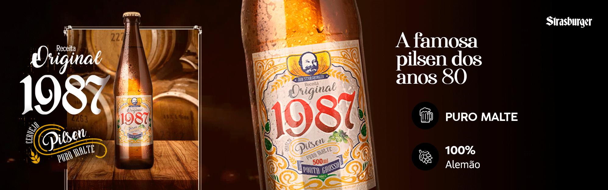 1897 ORIGINAL ANOS 80