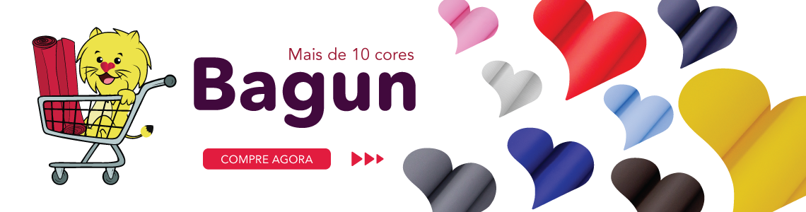 Bagun - Cores