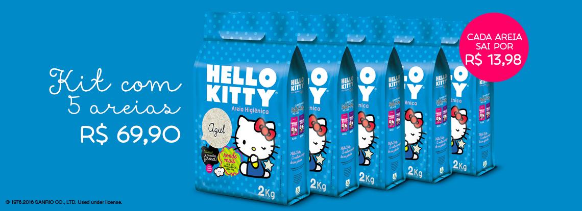 Kit de 5 unidades - Azul