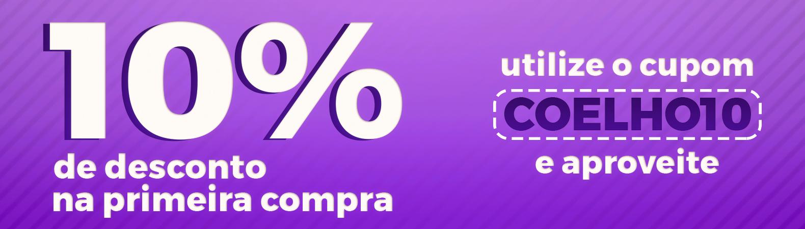 Cupom 10%
