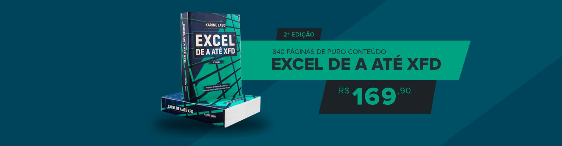 Livro Excel