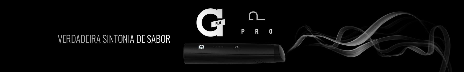 Vaporizador de Ervas Extrato G Pen Pro Grenco Science