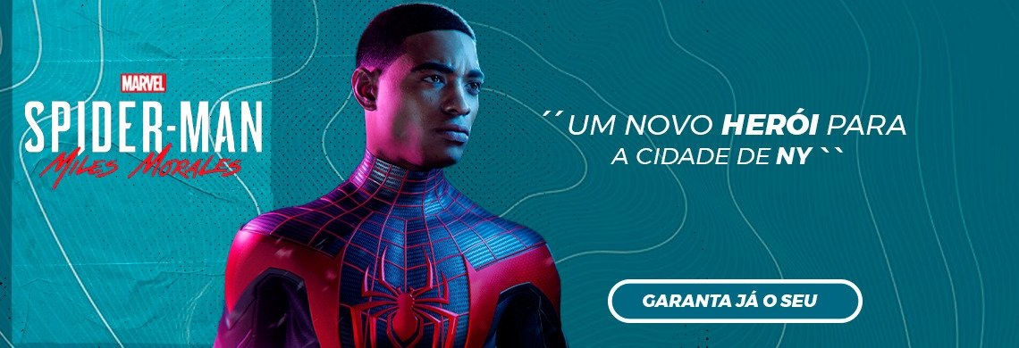MILES MORALES BANNER