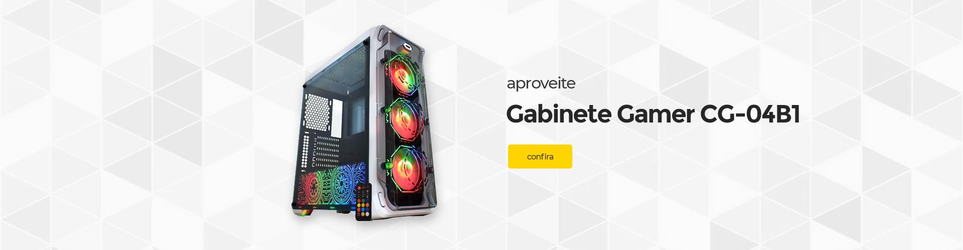 Gabinete Gamer CG-04B1
