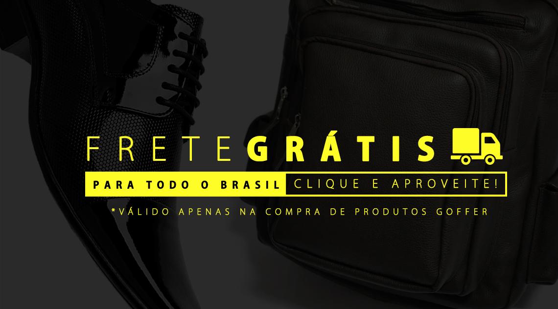 Frete Grátis - Abril