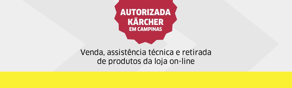 Autorizada Kärcher em campinas