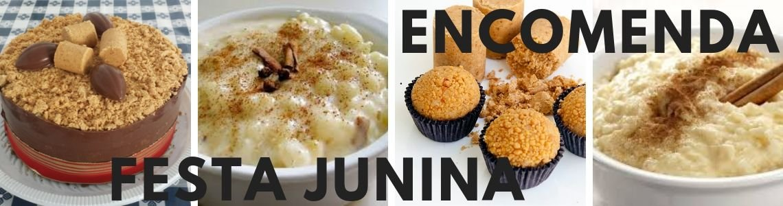 Doces Juninos