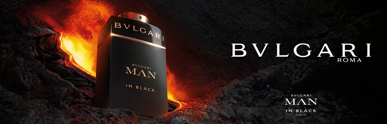 bvlari man in black