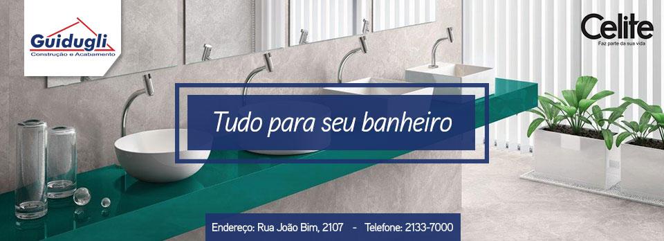 Tudo para seu Banheiro
