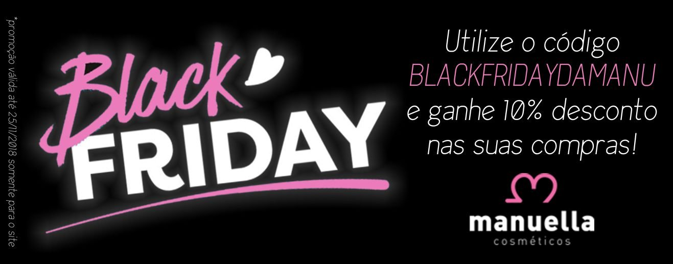 BLACK FRIDAY DA MANU