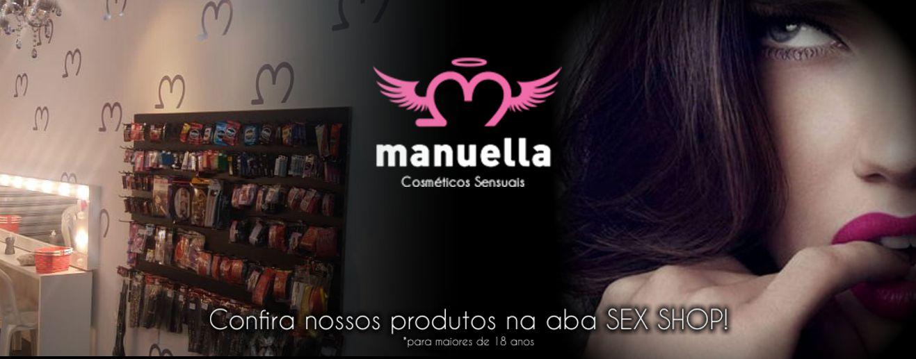 Manuella Cosméticos Sensuais