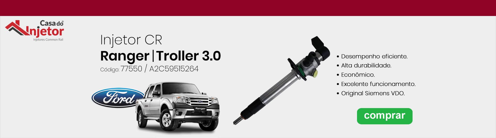 Injetor Ranger 3.0 Cód.77550