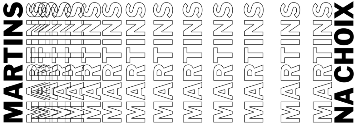 MARTINS NA CHOIX