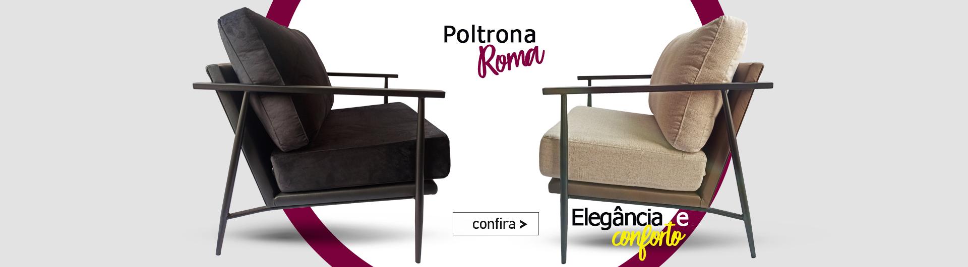 Poltrona Roma
