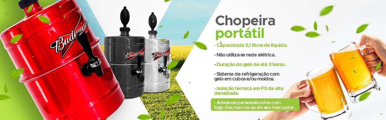 Chopeira Portátil