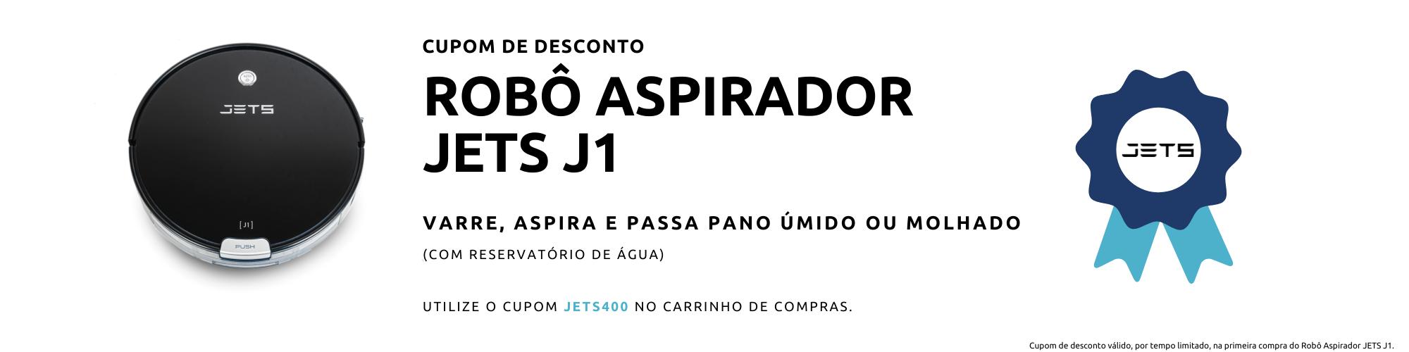 JETS J1 - CUPOM JETS400