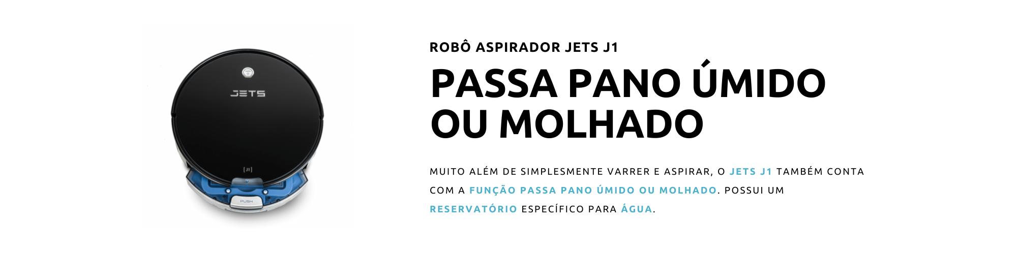 JETS J1 - PASSA PANO ÚMIDO OU MOLHADO