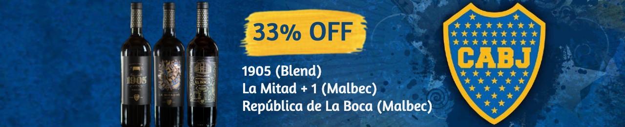 Boca Juniors Promo