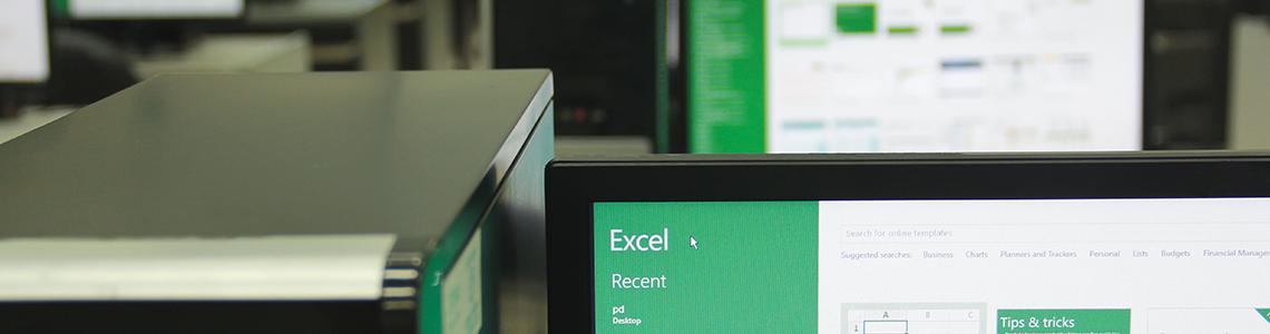Modelos do Microsoft Excel