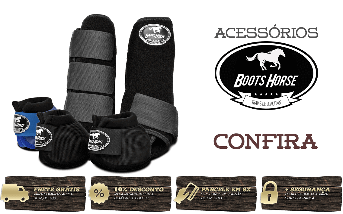 Boots Horse New