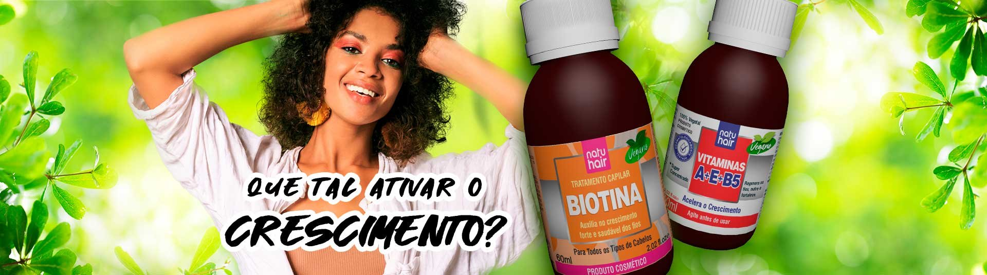 Biotina e Vitaminas A+E+B5