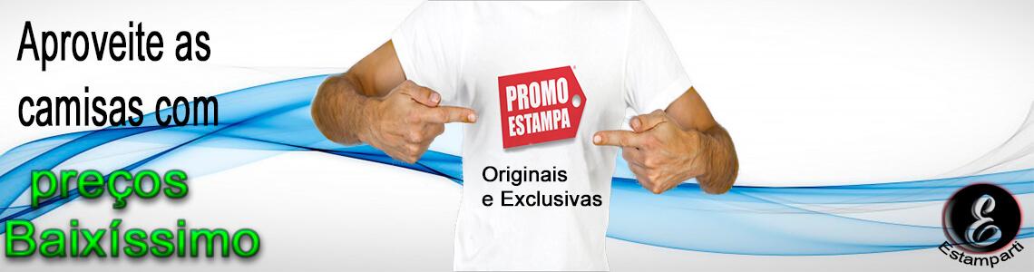Camisetas Personalizadas - Estamparti