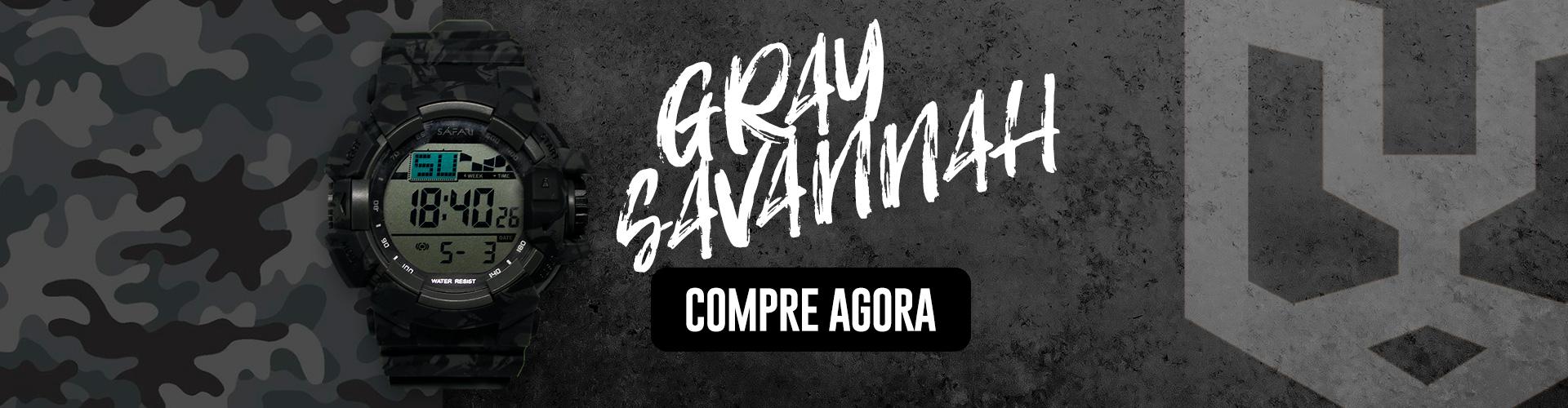 Gray Savannah