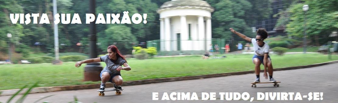 VISTA SUA PAIXÃO
