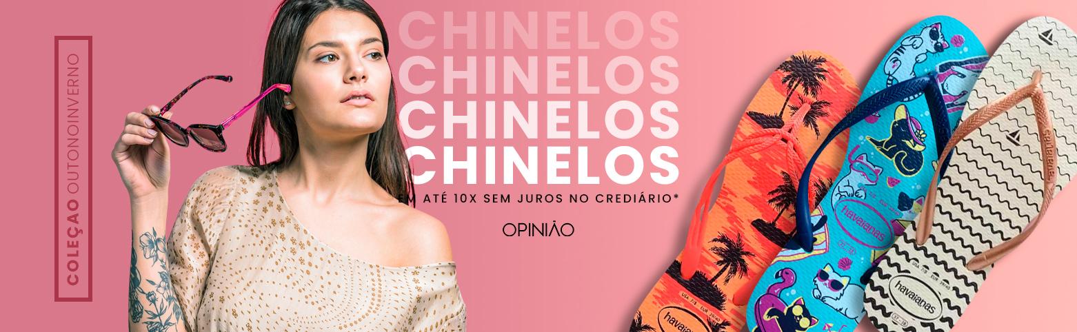 Banner Chinelos Femininos