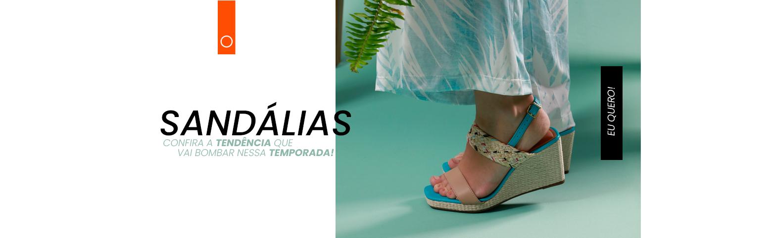 Banner Sandálias Femininas