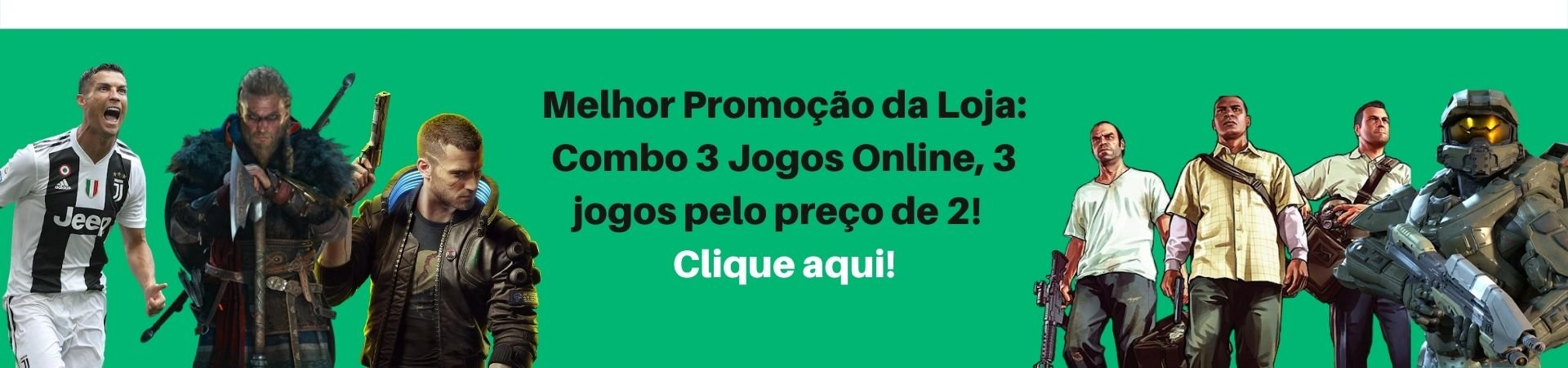promocao combo online