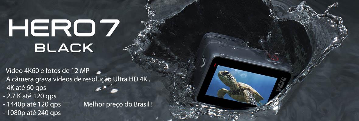 Gopro hero 7 black Vídeo 4K 60 12 MP