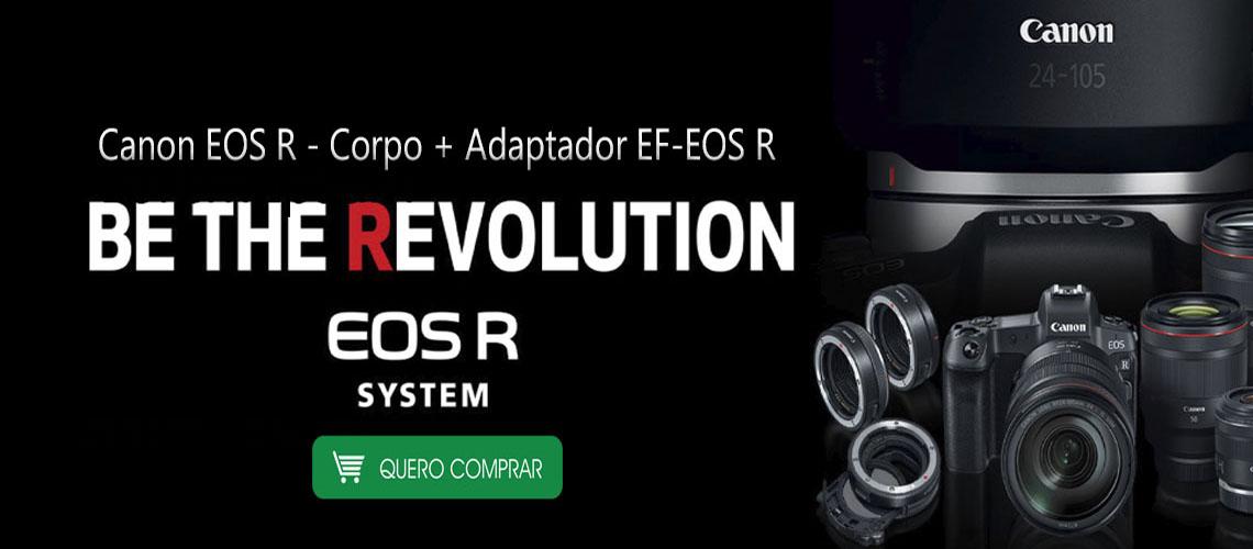 Canon Eos R Mirrorless Digital