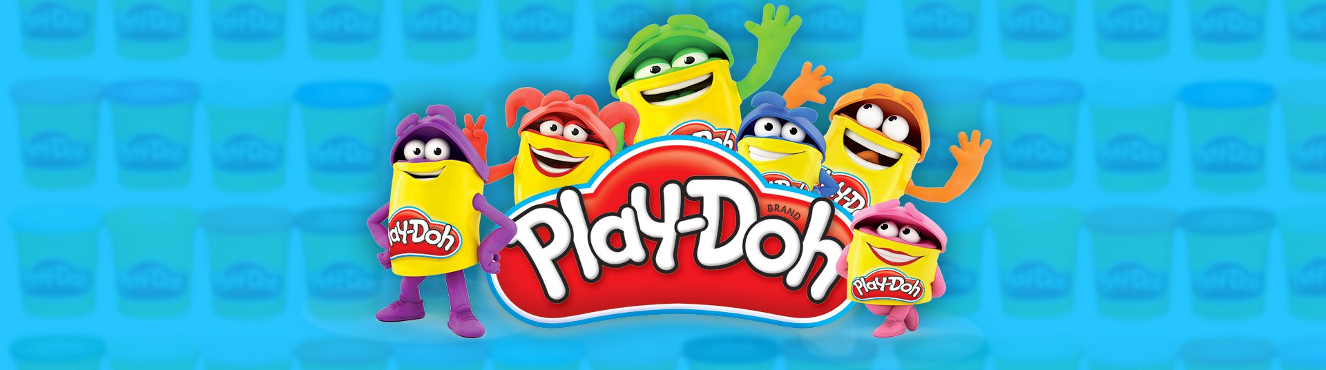Banner Play Doh