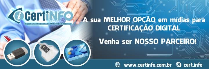 Mídias para Certificação Digital