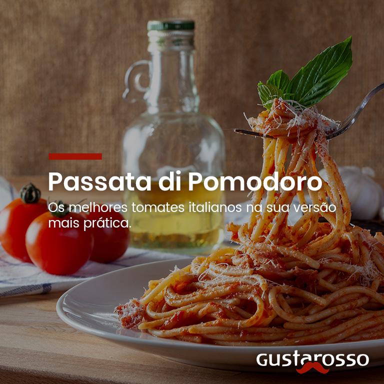 Passata di Pomodoro - Mobile