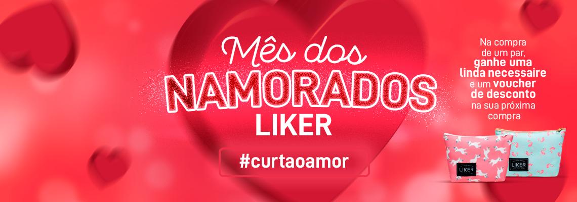 Mês dos Namorados Liker #curtaoamor