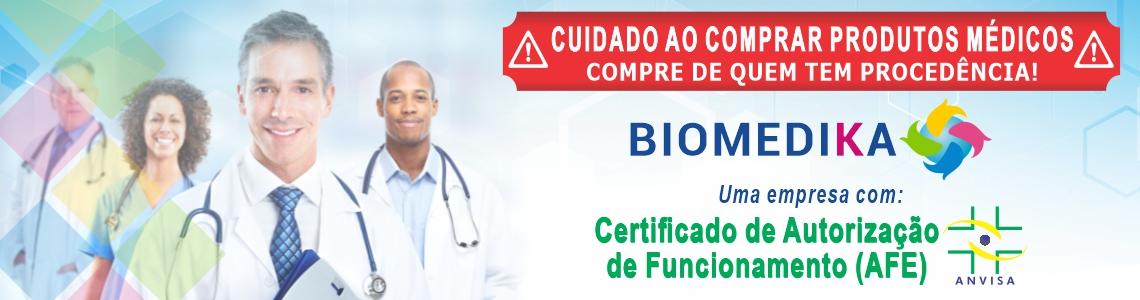 Certificado de Autorização de Funcionamento pela Anvisa