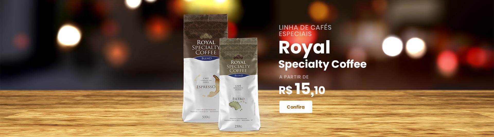 cafés gourmet royal