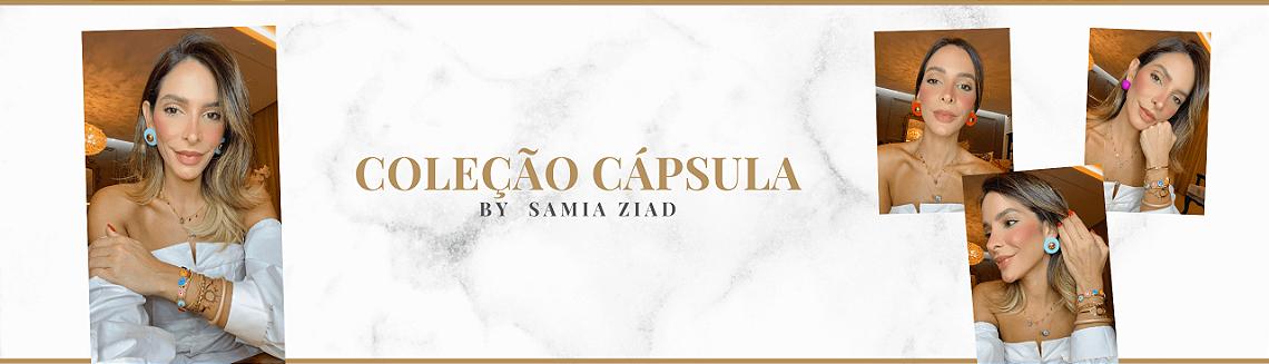 Coleção Cápsula Samia Ziad Carolina Philbois