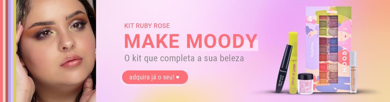 KIT MAKE MOODY - RUBY ROSE