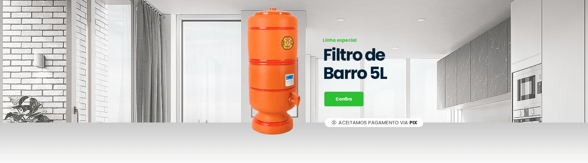 Filtro de Barro 5L (Santa Maria)